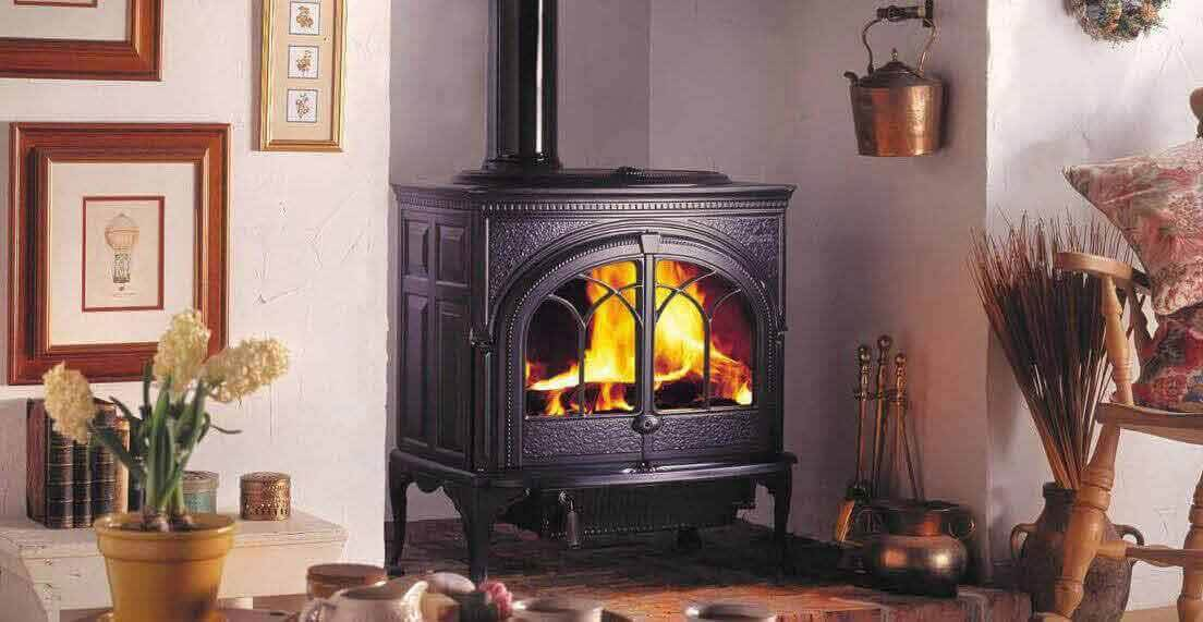 Cast iron and Soapstone wood burning stoves, available at Luce's Chimney & Stove Shop in Swanton, OH, serving Ohio, Michigan and Indiana.