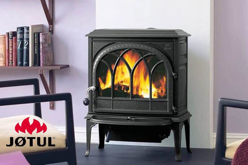 Jotul, the world's finest made wood burning soapstone & cast iron stoves, available at Luce's Chimney and Stove Shop, serving areas of Ohio, Michigan and Indiana.